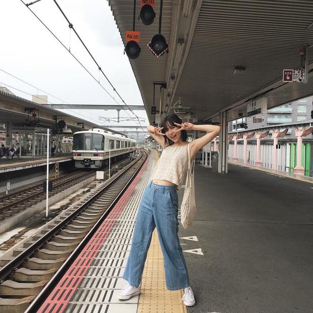 Đến con gái cũng thích mê gương mặt nhìn là muốn yêu luôn của cô bạn Hongkong này - Ảnh 6.