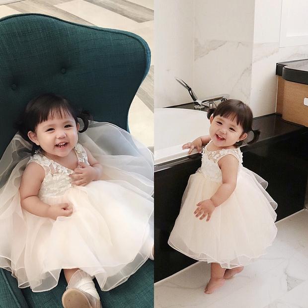 Cô nhóc Hàn Quốc dễ thương như thiên thần, ngắm ảnh chỉ muốn có con gái luôn thôi - Ảnh 1.