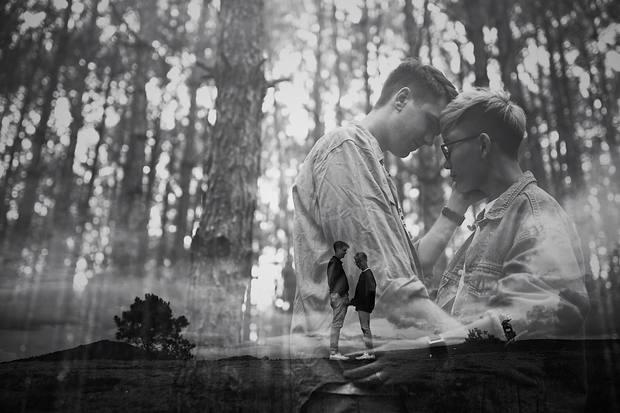 Chuyện tình của anh chàng Việt và bạn trai Mỹ: Yêu nhau 3 năm không một lần cãi vã - Ảnh 1.