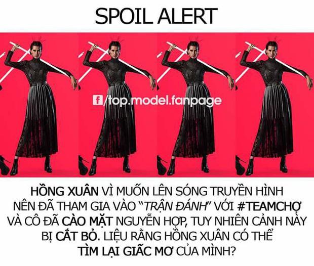 """""""Next Top Model 2017"""" tập 4: Nghi vấn Nguyễn Hợp - Hồng Xuân tát nhau đến gãy mũi - Ảnh 4."""