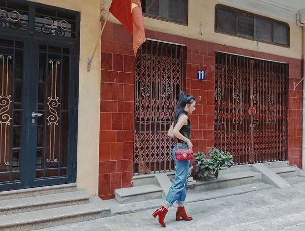 6 xu hướng hot rần rần trong các bức hình OOTD của giới trẻ Việt đầu năm 2017 - Ảnh 6.
