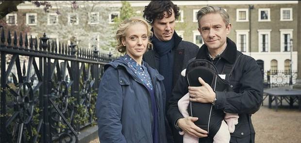 Sherlock trở lại - Vẫn hay, nhưng mà còn hụt hẫng lắm! - Ảnh 2.