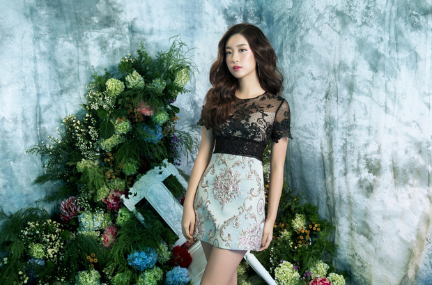 Hoa hậu Việt Nam 2016 Mỹ Linh ngày càng xinh đẹp và khoe vẻ gợi cảm - Ảnh 6.