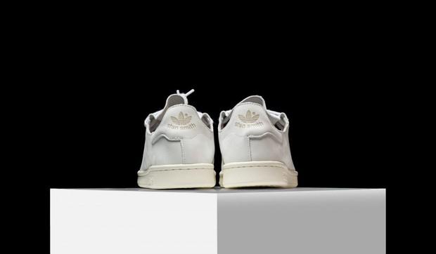 Phiên bản không đường may đầy tinh giản này của adidas Stan Smith sẽ khiến mọi tín đồ xiêu lòng - Ảnh 4.