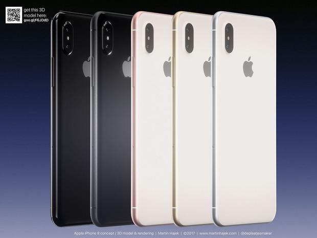Cận cảnh vẻ đẹp mê mẩn của iPhone 8 có thể làm bạn dốc hết hầu bao để mua ngay - Ảnh 12.