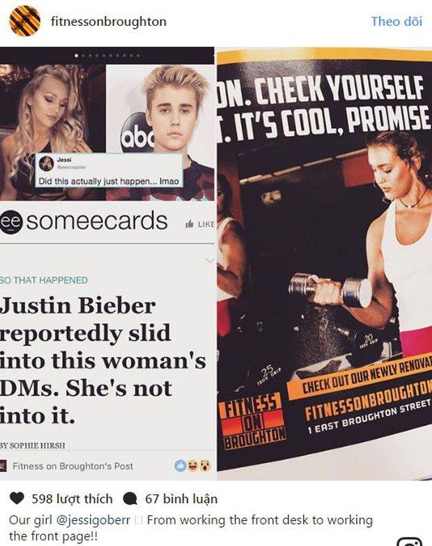 Là ngôi sao giàu có, Justin Bieber vẫn nhận cái kết phũ phàng khi theo đuổi hot girl trên mạng - Ảnh 4.