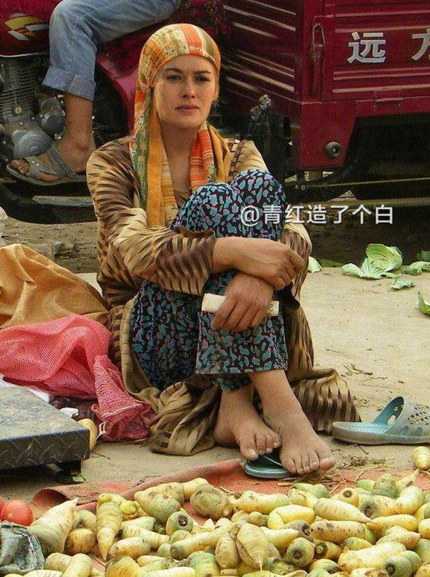 Cười bò với bộ ảnh chế nhân vật Game of Thrones lưu lạc sang Trung Quốc - Ảnh 2.
