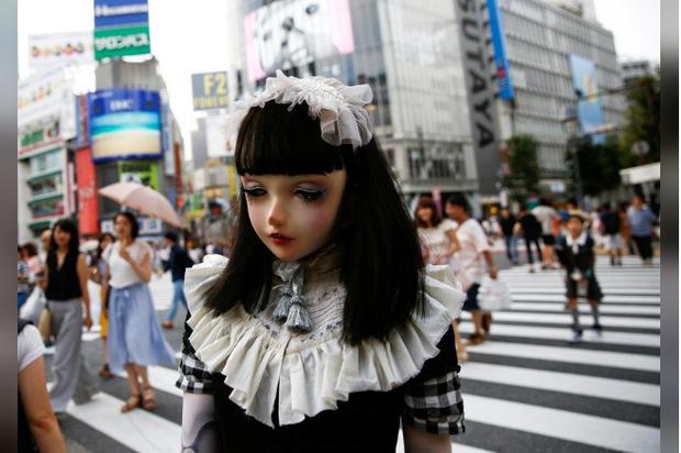 Chân dung búp bê sống tại Nhật Bản: Khi ranh giới giữa người và búp bê gần như bị xóa nhòa - Ảnh 10.