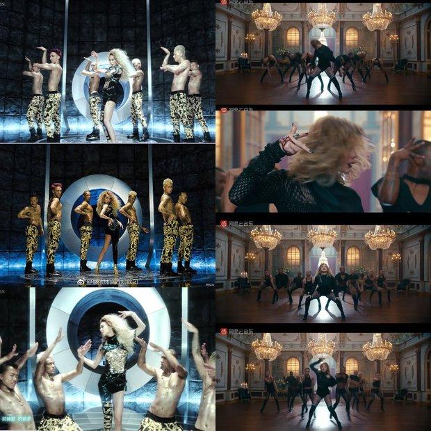 LWYMMD của Taylor Swift bị tố đạo MV của Nữ hoàng vũ đạo Cpop Thái Y Lâm - Ảnh 9.