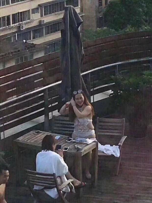 Chàng trai Trung Quốc sốc nặng khi nhìn thấy nữ thần của mình ngoài đời - Ảnh 3.