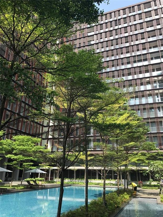 Sau biệt thự dát vàng ở TP HCM, Lý Nhã Kỳ tiếp tục tậu penthouse siêu sang hơn 100 tỷ đồng tại Singapore - Ảnh 2.