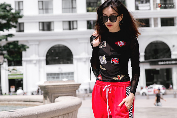 Street style chẳng cần lồng lộn, cứ cao và gầy thì đơn giản cũng thành mặc đẹp của mẫu Việt tuần qua - Ảnh 3.