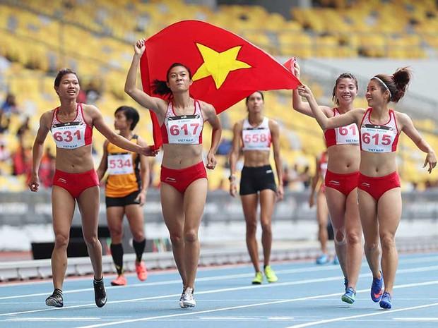 SEA Games 29: Khi những nữ siêu anh hùng giương cao lá cờ tổ quốc - Ảnh 3.