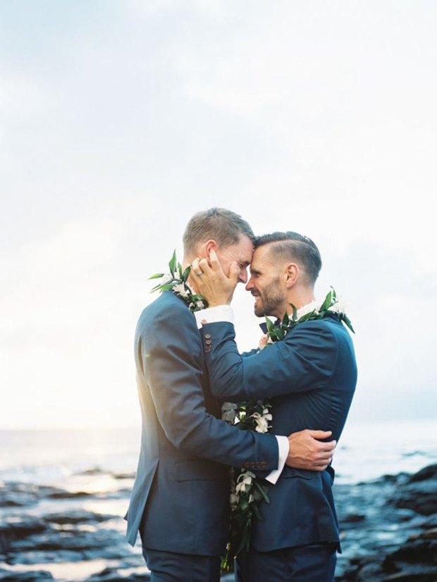 19 khoảnh khắc đám cưới đồng tính tuyệt đẹp khiến con người ta thêm niềm tin vào tình yêu - Ảnh 25.