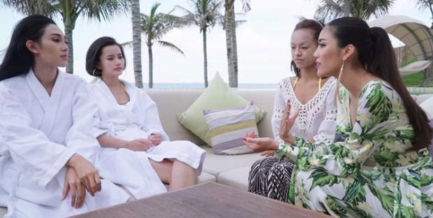 """Đâu chỉ ở Hoa hậu Hoàn vũ, Mai Ngô còn """"cá tính"""" quá đà tại rất nhiều cuộc thi khác - Ảnh 4."""