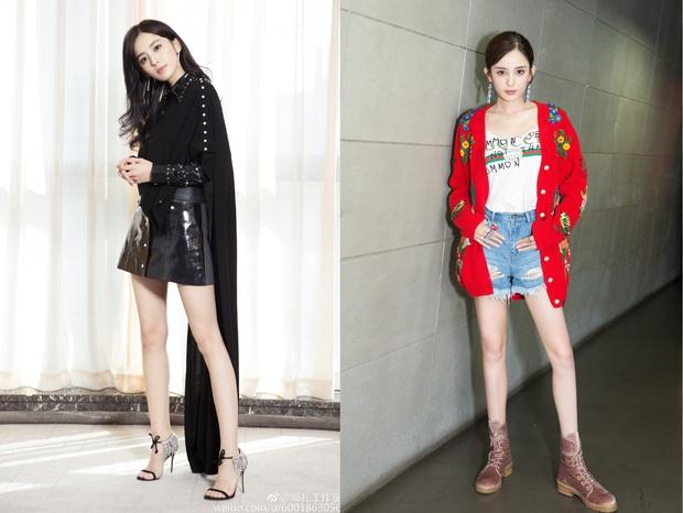 Lưu Thi Thi, Triệu Lệ Dĩnh và Cổ Lực Na Trát: Sau khi xuống tóc, style cũng thay đổi luôn 180 độ - Ảnh 20.