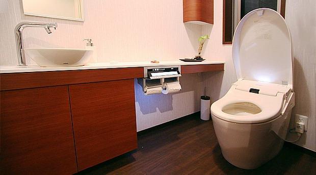 Đến Nhật Bản bạn đừng hòng đi vệ sinh trong lúc tắm, lý do là? - Ảnh 2.
