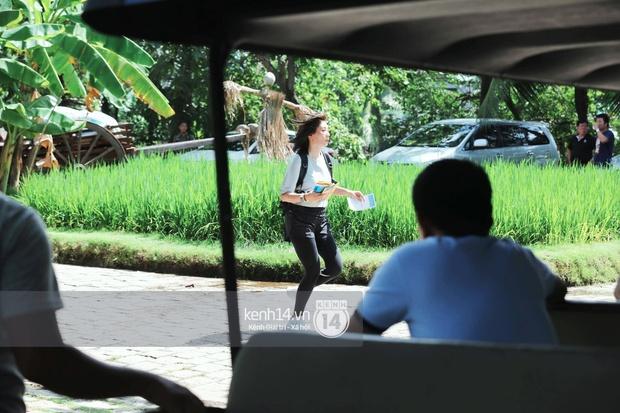 Amazing Race Trung Quốc tại Việt Nam: Vương Lệ Khôn - Trịnh Nguyên Sướng mặc áo dài, kiệt sức dưới trời nắng - Ảnh 20.