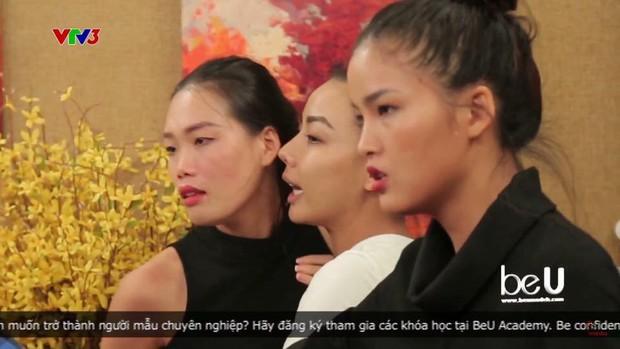"""""""Next Top Model 2017"""" tập 4: Nghi vấn Nguyễn Hợp - Hồng Xuân tát nhau đến gãy mũi - Ảnh 2."""