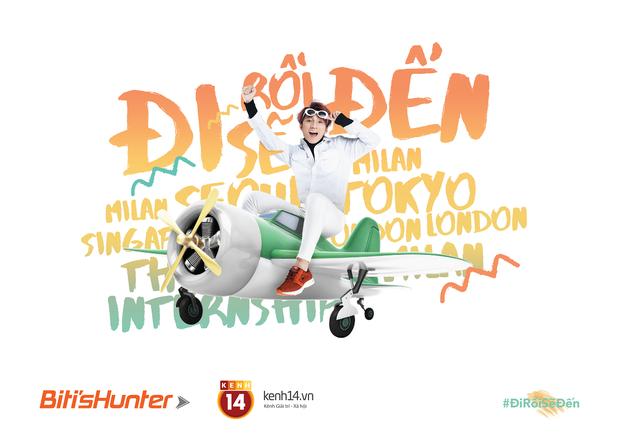 """Biti's Hunter chính thức đem đến giới trẻ Việt """"Kỳ Thực Tập Trong Mơ"""" cùng cơ hội đặt chân đến Tokyo, Milan, Seoul, London và Singapore - Ảnh 9."""