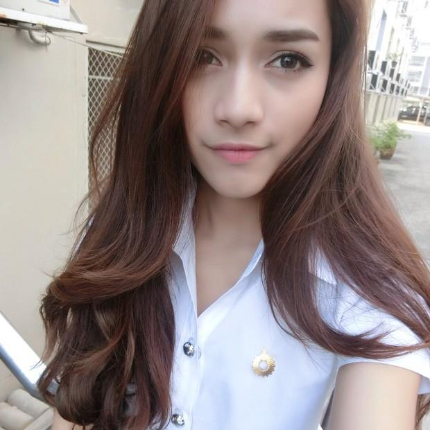 Sao con gái Thái ai cũng xinh hết phần của người khác vậy nhỉ? - Ảnh 14.