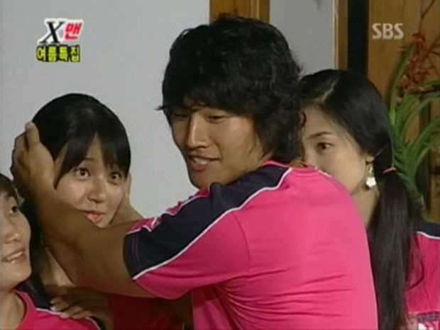 Kim Jong Kook bị phát hiện vẫn còn thích Yoon Eun Hye tại Running Man - Ảnh 2.