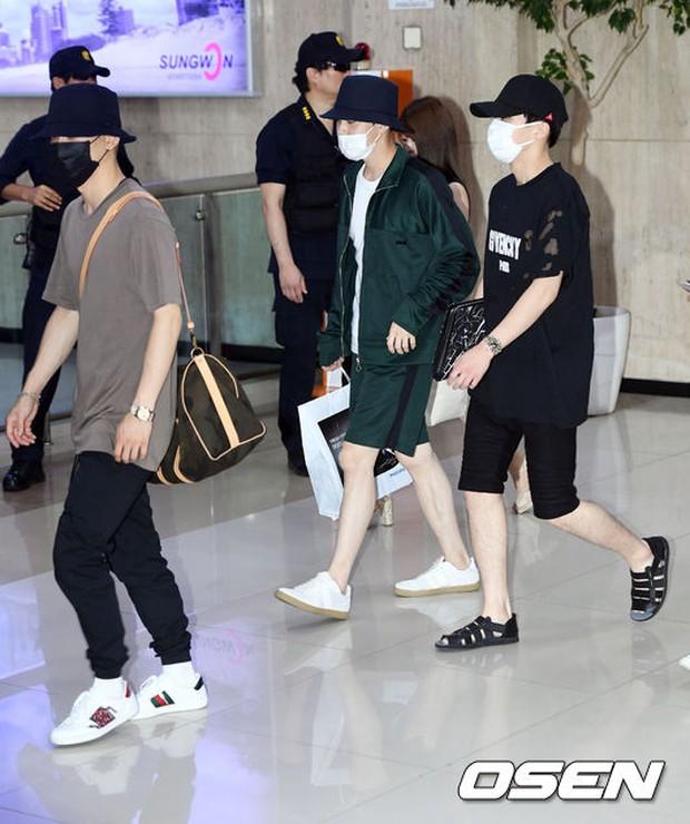Cuộc chiến nhan sắc sân bay: SNSD có đủ sức đánh bại được chân dài đình đám Seolhyun (AOA)? - Ảnh 21.
