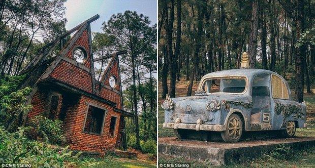 5 công trình bị bỏ hoang tại Việt Nam, muốn có những bức ảnh kì bí hết cả hồn thì nhất định phải đến! - Ảnh 20.