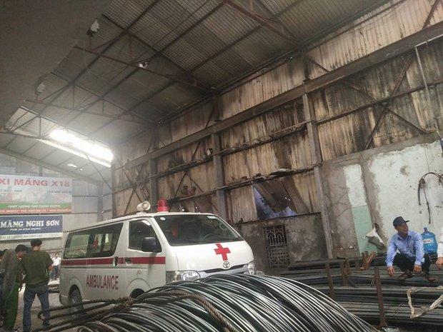 Hà Nội: Cháy kinh hoàng tại xưởng sản xuất bánh kẹo, 8 người tử vong - Ảnh 6.