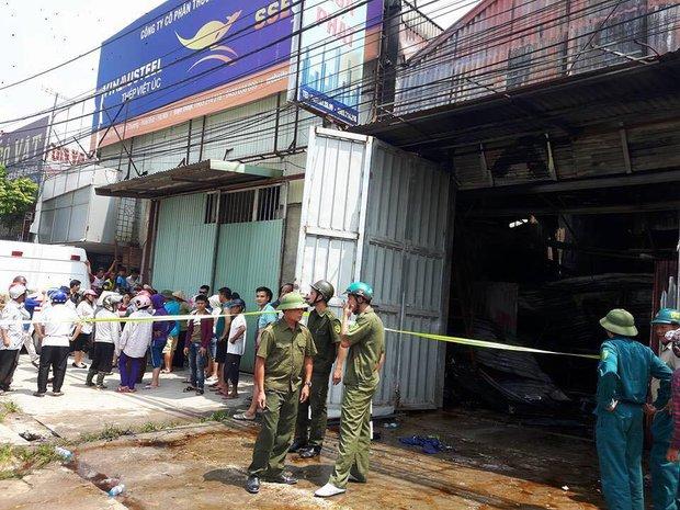 Hà Nội: Cháy kinh hoàng tại xưởng sản xuất bánh kẹo, 8 người tử vong - Ảnh 4.