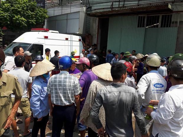 Hà Nội: Cháy kinh hoàng tại xưởng sản xuất bánh kẹo, 8 người tử vong - Ảnh 13.