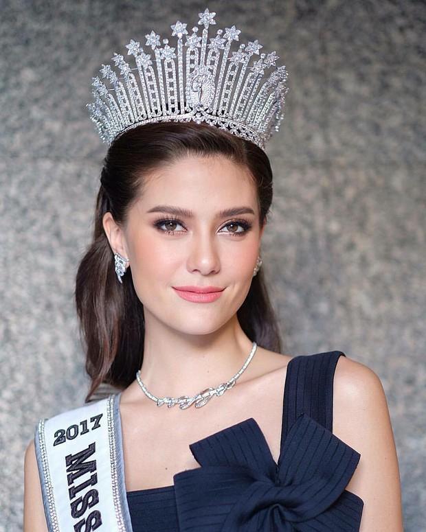 Tân Hoa hậu Hoàn vũ Thái Lan trổ tài hát tiếng Việt trôi chảy bất ngờ - Ảnh 2.