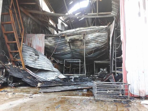 Hà Nội: Cháy kinh hoàng tại xưởng sản xuất bánh kẹo, 8 người tử vong - Ảnh 5.