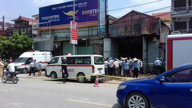 Hà Nội: Cháy kinh hoàng tại xưởng sản xuất bánh kẹo, 8 người tử vong - Ảnh 10.
