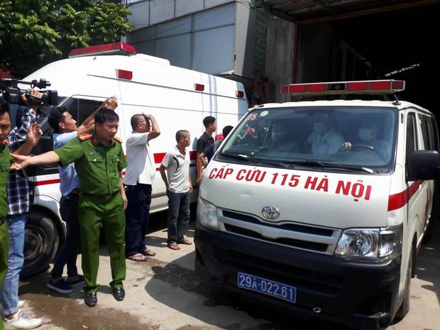 Hà Nội: Cháy kinh hoàng tại xưởng sản xuất bánh kẹo, 8 người tử vong - Ảnh 11.