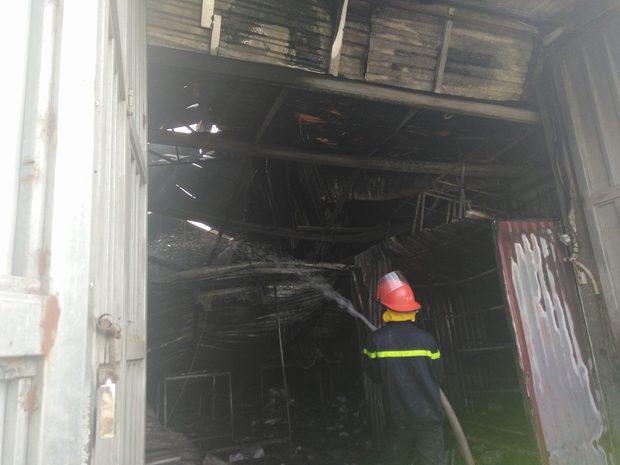 Hà Nội: Cháy kinh hoàng tại xưởng sản xuất bánh kẹo, 8 người tử vong - Ảnh 9.