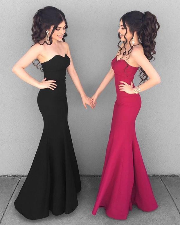 Cặp chị em sinh đôi người đẹp dáng xinh, thu hút sự chú ý của cộng đồng mạng Việt Nam - Ảnh 16.