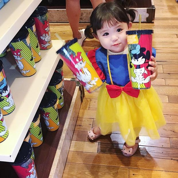 Cô nhóc Hàn Quốc dễ thương như thiên thần, ngắm ảnh chỉ muốn có con gái luôn thôi - Ảnh 9.
