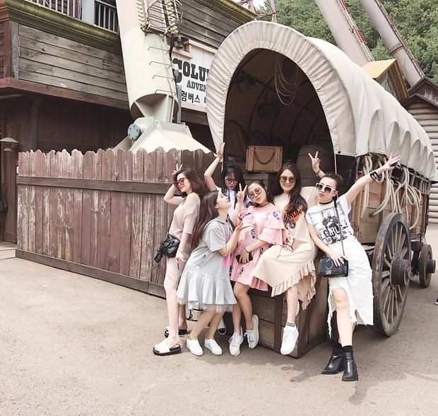 Hội hot girl bỉm sữa thân nhau 10 năm khoe ảnh du lịch đẹp như mơ khiến dân tình phát ghen - Ảnh 4.