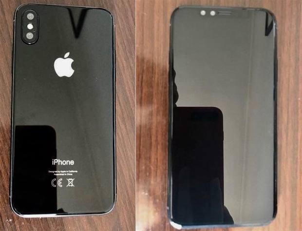 iPhone 8 tiếp tục lộ diện với thiết kế đẹp đến mê mẩn, iFan đã có thể mỉm cười - Ảnh 11.