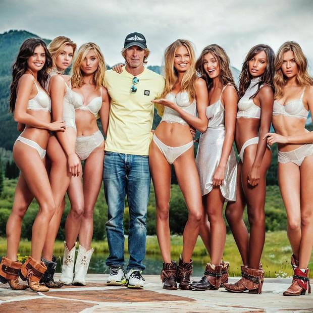 Hậu trường siêu gợi cảm của dàn mỹ nhân Victorias Secret chứng minh: Thiên thần là có thật! - Ảnh 23.