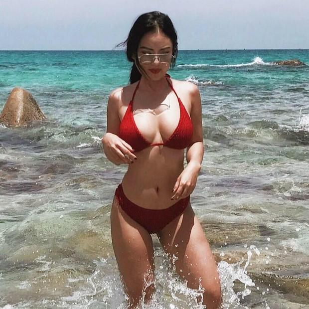 Cô gái Sài Gòn cao một mét bẻ đôi sexy hết nấc khiến ai cũng phải ngoái nhìn - Ảnh 6.