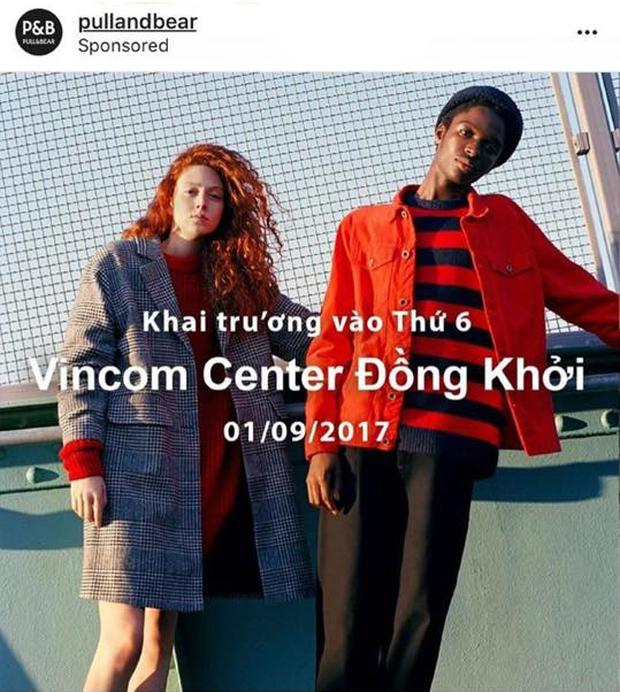 HOT: Pull&Bear đăng poster thông báo, chính thức khai trương vào 1 tuần nữa - Ảnh 1.