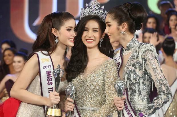 Hot girl được ví đẹp hơn Nong Poy vừa trở thành Hoa hậu chuyển giới Thái Lan 2017 - Ảnh 2.
