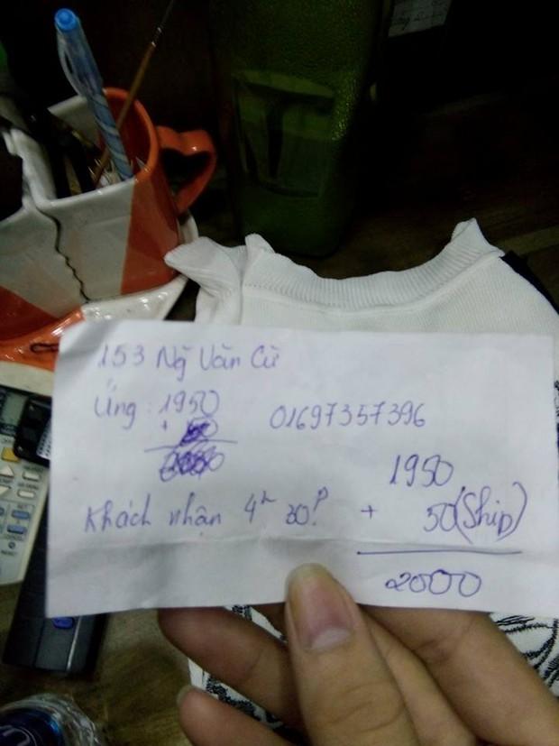 Hot girl giả làm nhân viên shop, lừa đảo hàng loạt shipper ứng trước tiền triệu bằng những đơn hàng ảo - Ảnh 5.