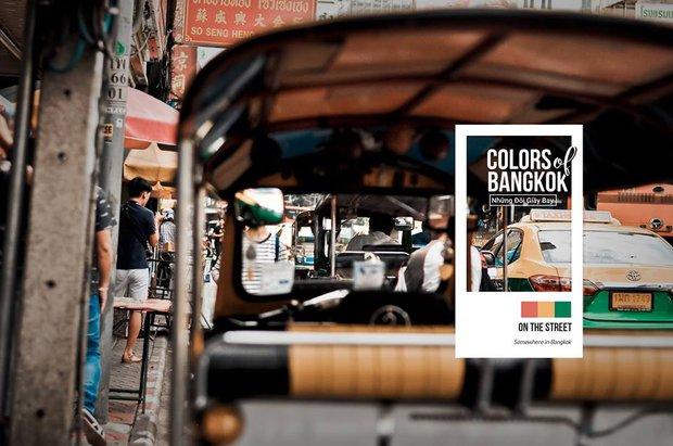 Những sắc màu Bangkok: Bộ ảnh khiến bạn chỉ muốn quay lại đây càng sớm càng tốt! - Ảnh 5.