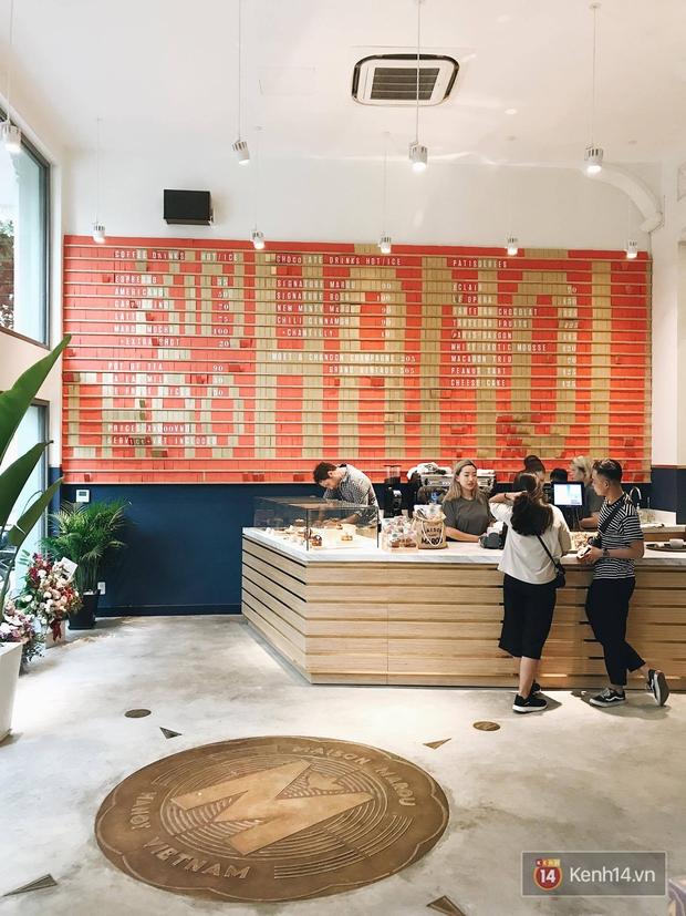 Maison Marou Hanoi: Cuối cùng thì cửa hàng chocolate ngon nhất thế giới cũng đã về với Hà Nội rồi đây! - Ảnh 12.