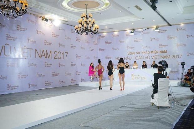 Hoàng Thùy thi bikini tại Hoa hậu Hoàn vũ cũng phải thật nổi bật! - Ảnh 7.