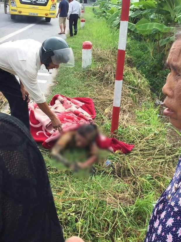 Bình gas mini phát nổ sau va chạm với ô tô, người phụ nữ bị bỏng nặng - Ảnh 2.