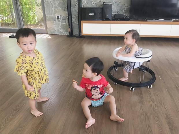3 gia đình hot nhất MXH lại khoe ảnh cùng đi du lịch khiến dân mạng không like không được - Ảnh 10.